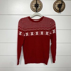 H&M LOGG Kids Christmas Sweater